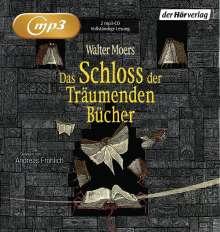 Walter Moers: Das Schloss der Träumenden Bücher, 2 Diverse