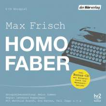 Max Frisch: Homo Faber, 6 CDs