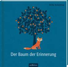 Britta Teckentrup: Der Baum der Erinnerung, Buch