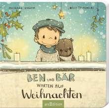 Michael Engler: Ben und Bär warten auf Weihnachten, Buch