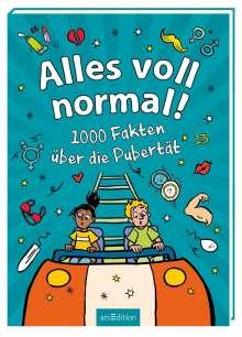 Liz Flavell: Alles voll normal!, Buch