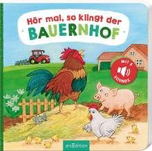 Anne Böhm: Hör mal, so klingt der Bauernhof, Buch