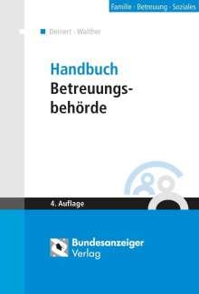 Guy Walther: Handbuch Betreuungsbehörde, Buch