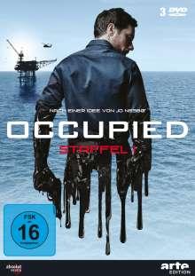 Occupied Staffel 1, 3 DVDs