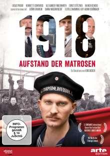 1918 Aufstand der Matrosen, DVD