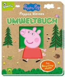 Laura Teller: Peppas kleines Umweltbuch - Peppa Pig, Buch