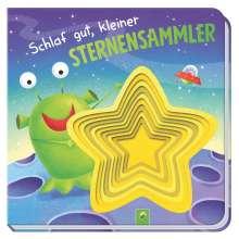 Nicola Berger: Schlaf gut, kleiner Sternensammler, Buch