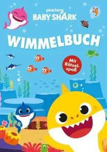 Oliver Bieber: Baby Shark Wimmelbuch, Buch