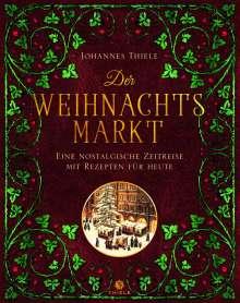 Johannes Thiele: Der Weihnachtsmarkt, Buch