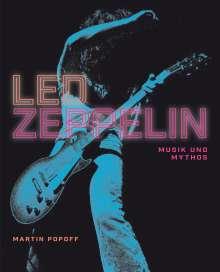 Martin Popoff: Led Zeppelin, Buch