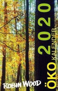 Robin Wood Ökokalender 2020, Buch