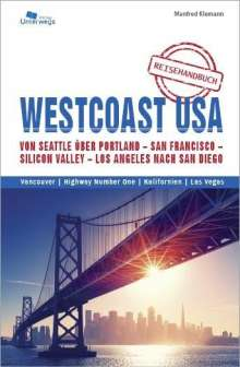 Manfred Klemann: Westcoast / Usa, Buch