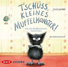 Julia Boehme: Tschüss, kleines Muffelmonster!, CD