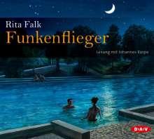Rita Falk: Funkenflieger, 6 CDs