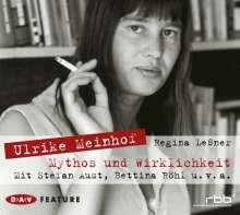 Regina Leßner: Ulrike Meinhof, 1 Audio-CD, CD