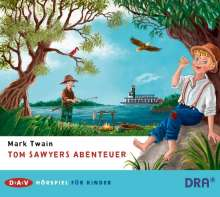Mark Twain: Tom Sawyers Abenteuer, CD
