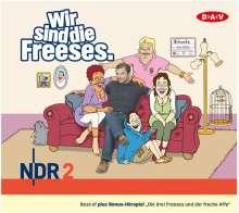Wir sind die Freeses, 3 CDs
