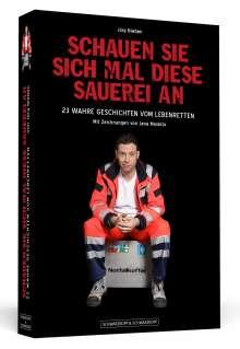 Jörg Nießen: Schauen Sie sich mal diese Sauerei an, Buch