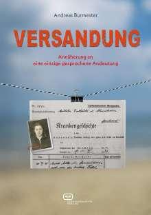 Andreas Burmester: Versandung, Buch