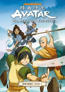 Gene Luen Yang: Avatar: Der Herr der Elemente Comicband 8, Buch