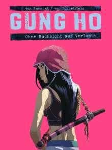 Benjamin von Eckartsberg: Gung Ho Comicband 2, Buch