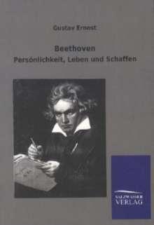 Gustav Ernest: Beethoven, Buch