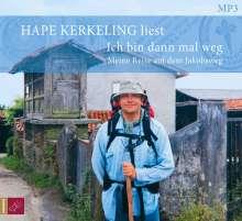 Ich Bin Dann Mal Weg (1xMP3 CD), CD