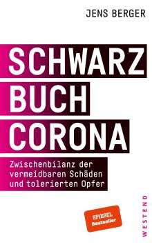 Jens Berger: Schwarzbuch Corona, Buch