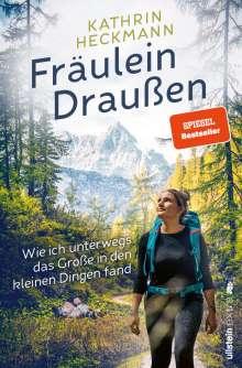 Kathrin Heckmann: Fräulein Draußen, Buch
