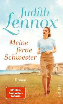 Judith Lennox: Meine ferne Schwester, Buch
