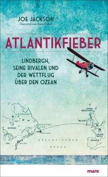 Joe Jackson: Atlantikfieber, Buch