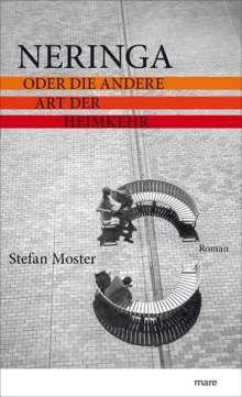 Stefan Moster: Neringa, Buch