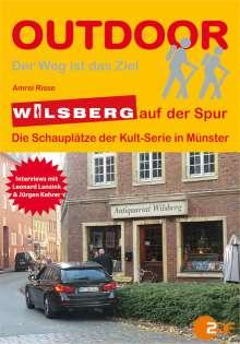 Amrei Risse: Wilsberg auf der Spur, Buch