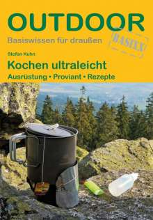 Stefan Kuhn: Kochen ultraleicht, Buch