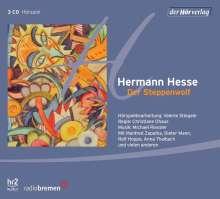 Hermann Hesse: Der Steppenwolf, 3 CDs