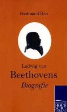 Ferdinand Ries: Ludwig van Beethovens Biografie, Buch