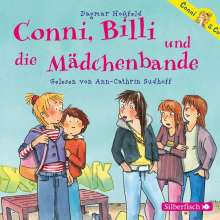 Dagmar Hoßfeld: Conni & Co 05. Conni, Billi und die Mädchenbande, 2 CDs