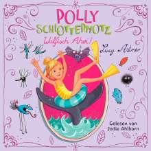 Lucy Astner: Polly Schlottermotz 4: Walfisch ahoi!, 2 CDs