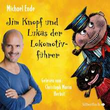 Michael Ende: Jim Knopf und Lukas der Lokomotivführer - Die ungekürzte Lesung, 6 CDs