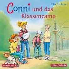 Julia Boehme: Conni und das Klassen-Camp, CD