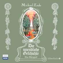 Michael Ende: Die unendliche Geschichte - Das Hörspiel, 6 CDs