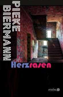 Pieke Biermann: Herzrasen, Buch