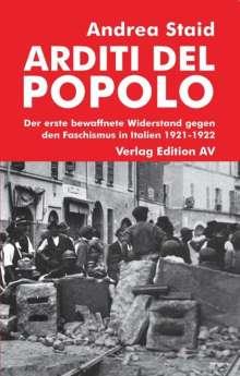 Andrea Staid: Arditi del popolo, Buch