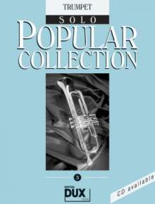 Arturo Himmer: Popular Collection, Trumpet Solo. Vol.3, Noten