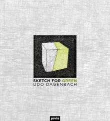 Udo Dagenbach: Sketch for Green, Buch