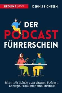 Dennis Eighteen: Der Podcast-Führerschein, Buch