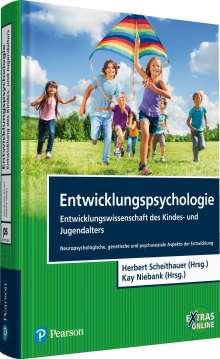 Michael Eid: Entwicklungspsychologie - Entwicklungswissenschaft des Kindes- und Jugendalters, Buch