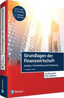 Jonathan Berk: Grundlagen der Finanzwirtschaft, 1 Buch und 1 Diverse