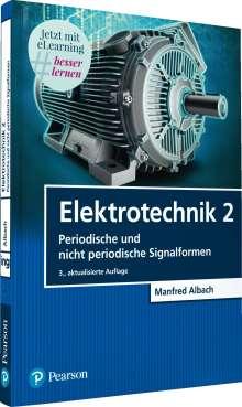 Manfred Albach: Elektrotechnik 2, 1 Buch und 1 Diverse