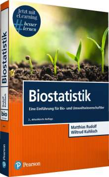Matthias Rudolf: Biostatistik, 1 Buch und 1 Diverse
